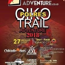 """Ciko Trail Adventure"" 2018"