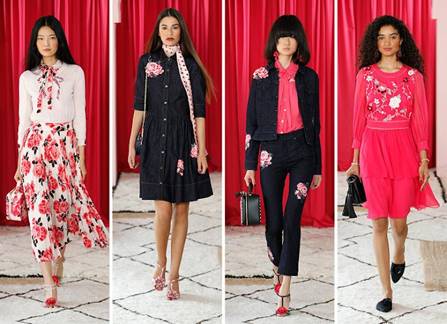 Kate Spade Spring/Summer 2017 Collection – NYFW