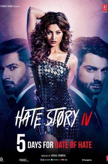 Hate Story IV 2018 Hindi