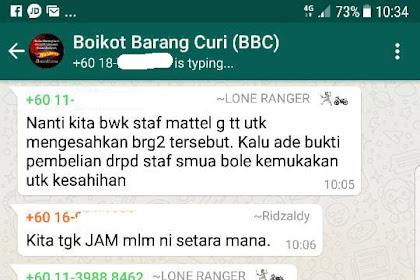 Krisis Mei Indonesia dan BBC Malaysia