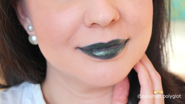 Urban Decay Vice Lipstick in Junkie