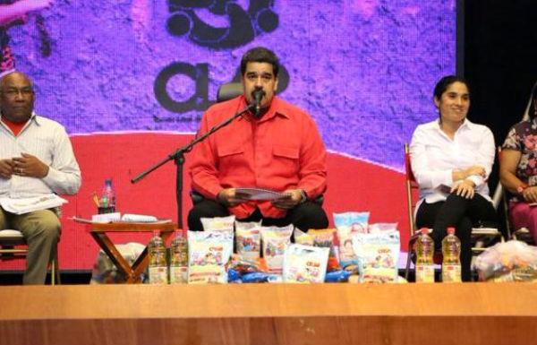 Maduro arruina el pais