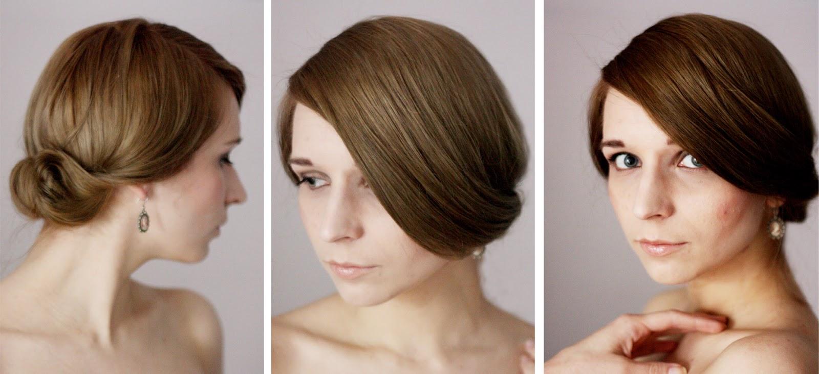 Try To Keep Beauties Fryzury Na Wielkie Wyjscie Upięcie Z