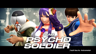 Mostrato il gameplay del Team Psycho Soldier su The King Of Fighters XIV