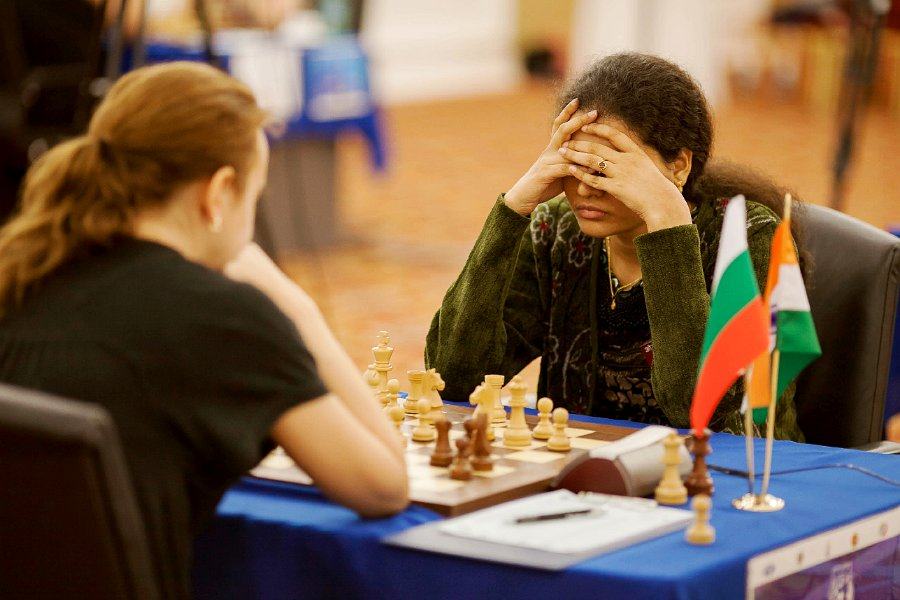 Kazan Chess Grand Prix Round 8: Armenia's Elina Danielian in Lead