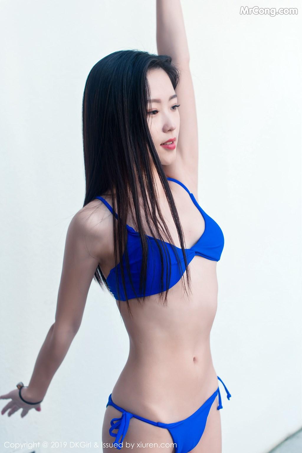 Image DKGirl-Vol.117-Alice-MrCong.com-002 in post DKGirl Vol.117: 小子怡Alice (41 ảnh)