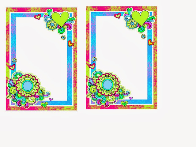 Hippy Party Free Printable Mini Kit Oh My Fiesta In