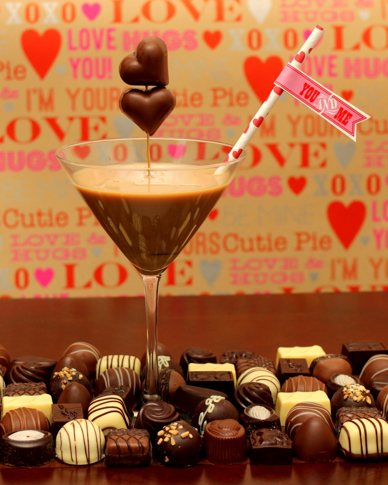 doo-dah!: A Chocolaty Cocktail For Valentine's Day