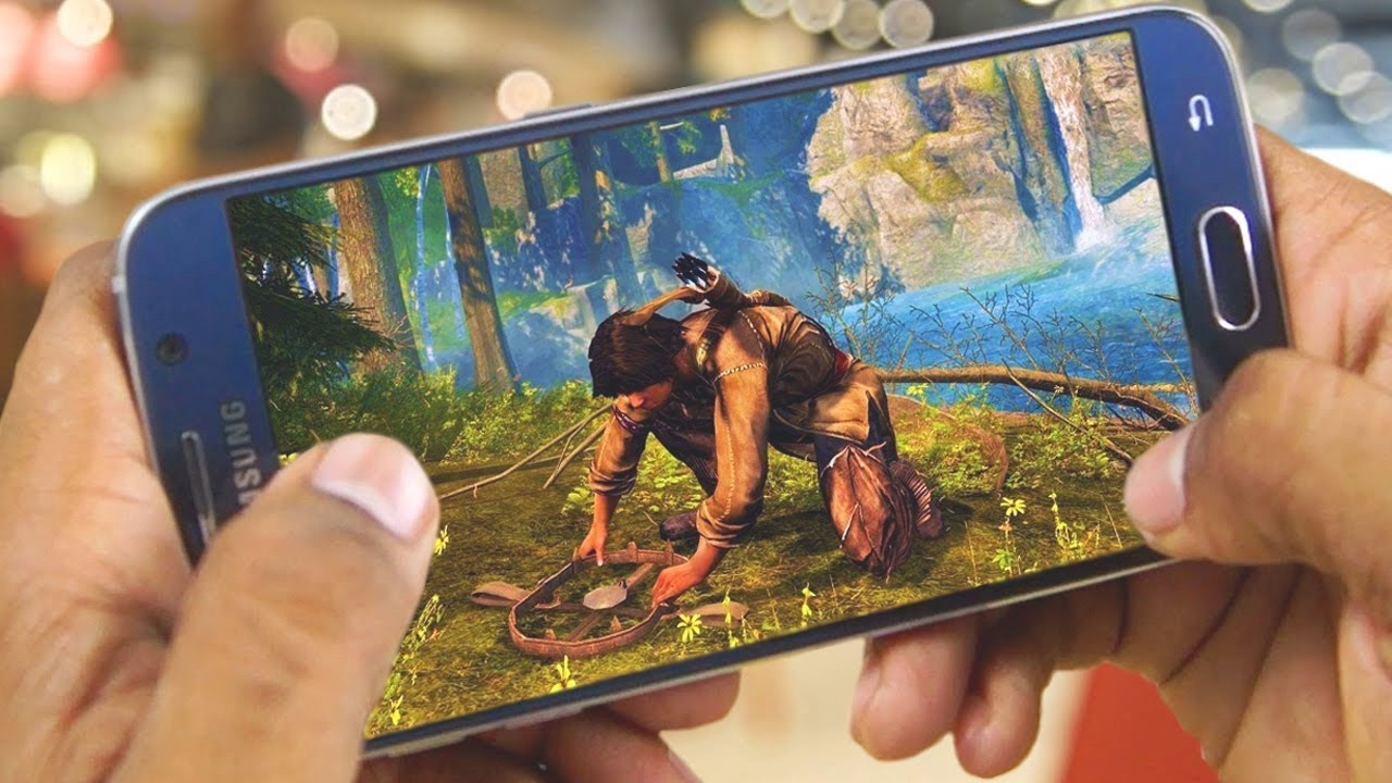 5 Cool Hd Games For Android