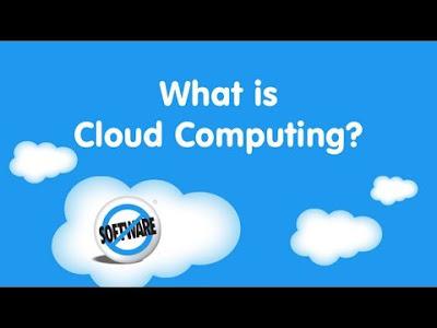ما هى الحوسبة السحابية Cloud Computing