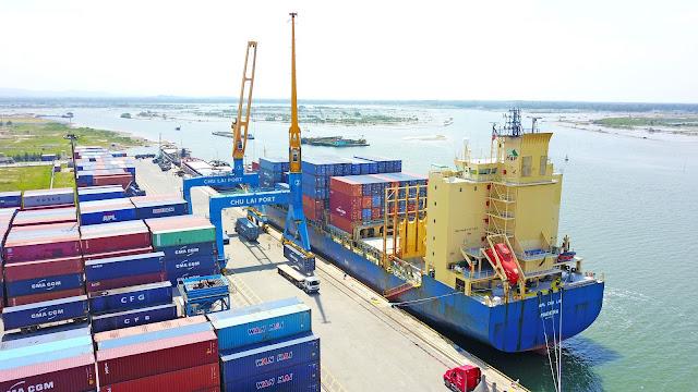 Cảng Chu Lai giúp Thaco chủ động trong hoạt động xuất nhập khẩu cho doanh nghiệp và đối tác.