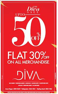 diva flat 30% sale
