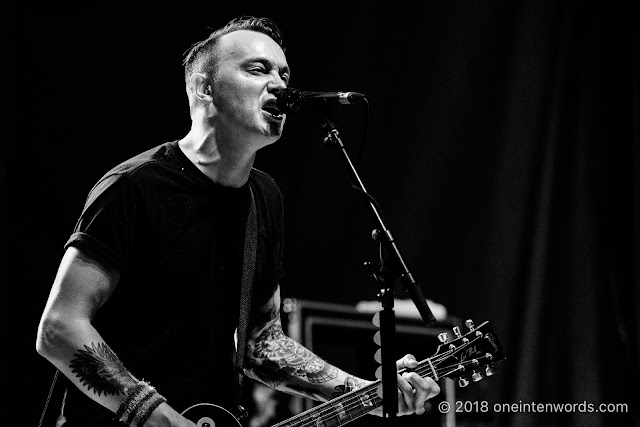 The Flatliners  at Riverfest Elora 2018 at Bissell Park on August 19, 2018 Photo by John Ordean at One In Ten Words oneintenwords.com toronto indie alternative live music blog concert photography pictures photos