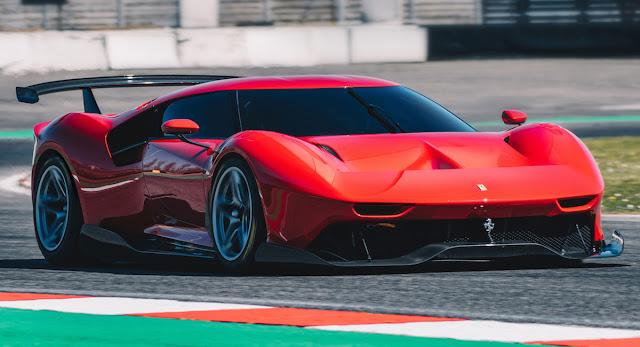 フェラーリP80/C