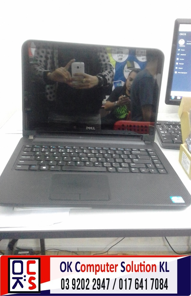 [SOLVED] LAPTOP DELL 3412 BATERI ROSAK | REPAIR LAPTOP CHERAS 1