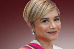 Sambil Kenakan Tais, Ruth Sahanaya Ucap HUT GPM ke-85 dan Kota Ambon ke-445