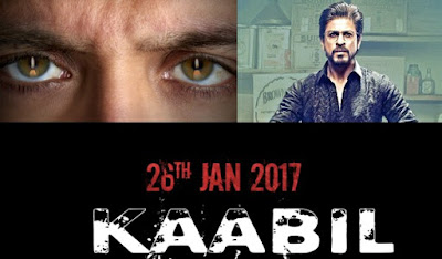 Kaabil motion poster: Hrithik Roshan confirms that it is going to be a BLOODY FIGHT with Shah Rukh Khan's Raees!