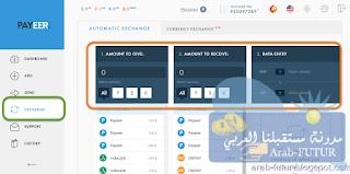 مستقبلنا العربي الربح من الانترنت البيتكوين الاندرويد