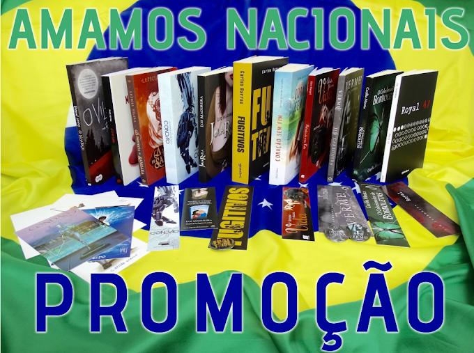 Promoção: Amamos Nacionais!