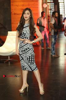 Telugu Actress Angela Krislinzki Latest Pos in Short Dress  0002.JPG