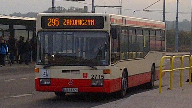 Jak zmienić rozkład jazdy autobusu miejskiego (295) - Czytaj więcej »