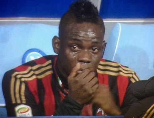 mario balotelli racially abused in italy