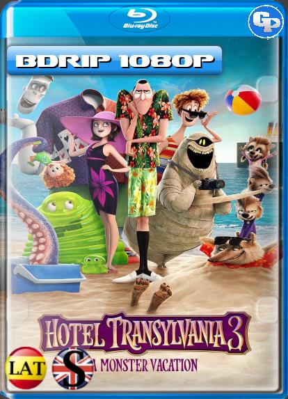 Hotel Transilvania 3: Unas Vacaciones Monstruosas (2018) BDRIP 1080P LATINO/INGLES