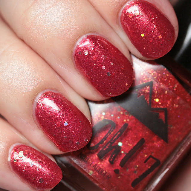 3 Oh 7! Nail Lacquer 3rd Degree