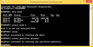 2 Cara Mudah Membuat Bootable Flashdisk