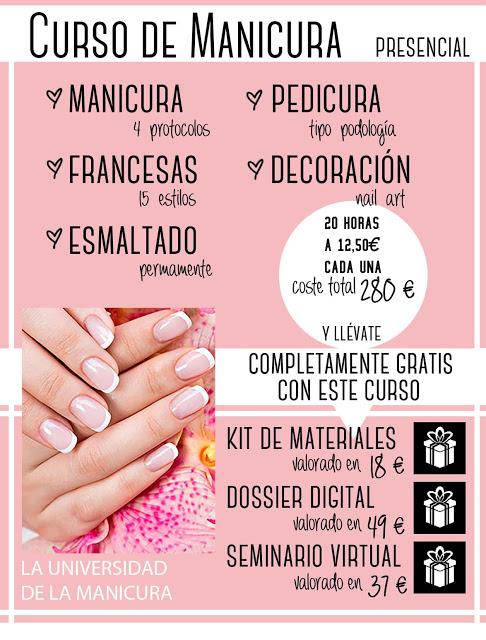 La Universidad De La Manicura Curso Manicura