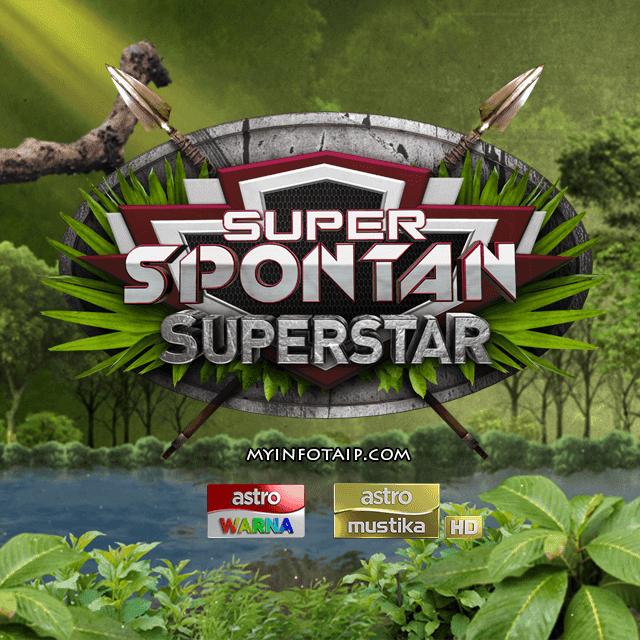 First Time Layan Super Spontan Superstar 2016