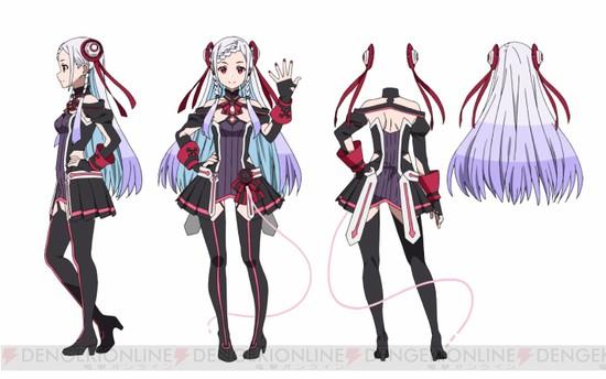 Karakter baru di SAO Oridinal Scale