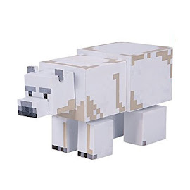 Minecraft Series 3 Polar Bear Overworld Figure