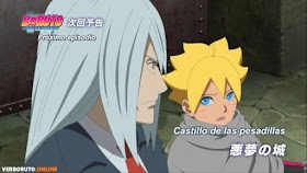 Boruto: Naruto Next Generations Capítulo 161 Sub Español HD