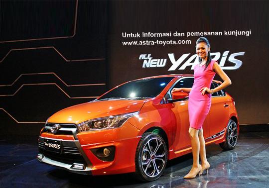 Harga All New Yaris Trd Sportivo 2014 Grand Veloz Putih Mobil Toyota Tipe E, G, S, ...