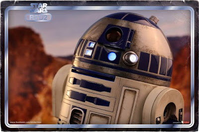 R2-D2 1/6 Movie Masterpiece Hot Toys