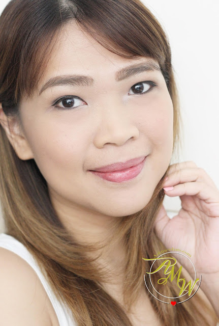 a photo of askmewhats nude makeup using Cathy Doll Nude Me Eyeshadow (Nude)