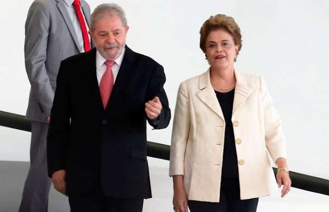 Lula e Dilma tinham US$ 150 milhões em 'conta-corrente' de propina da JBS, diz Joesley