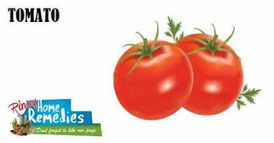 Home Remedies For Dark Circle: Tomato