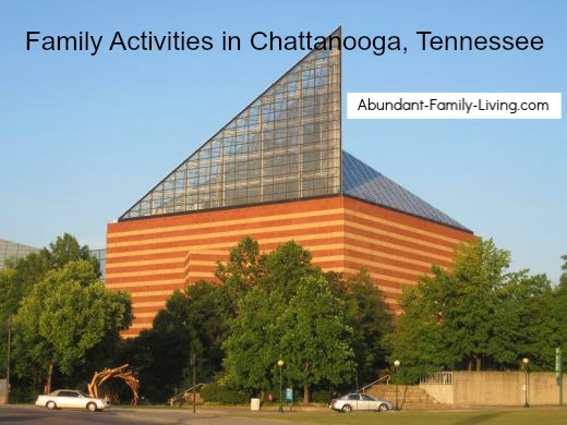 Chattanooga, Tennessee: Family Activities