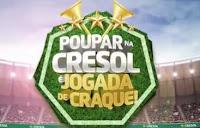 Promoção 'Poupar na Cresol é Jogada de Craque!'