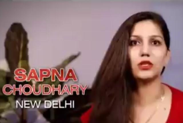 Sapna Chaudhary; Big Boss 11