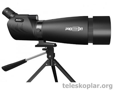 Heider pro zoom x1 teleskop incelemesi