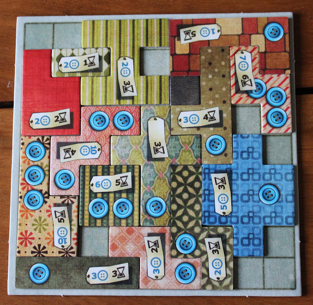 Patchwork completed quilt | Random Nerdery