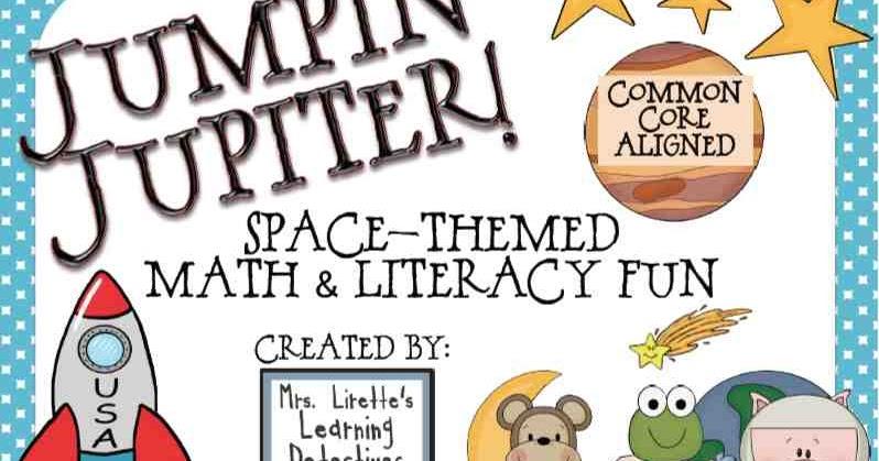 Premise Indicator Words: Mrs. Lirette's Learning Detectives: Jumpin' Jupiter! {New