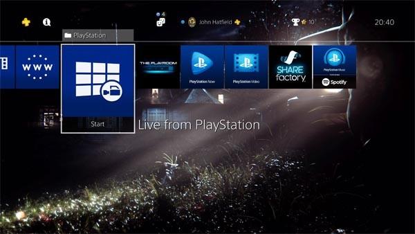 A atualização 4.50 para o firmware da Sony já está disponível, e além da possibilidade de incorporar discos rígidos externos, poderá encontrar outras características.