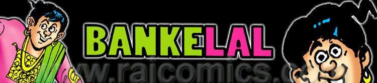 Bankelal Banner Raj Comics