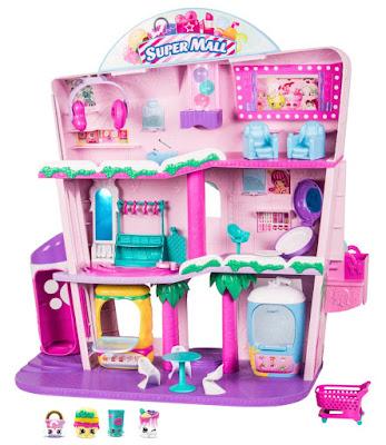 Финалист престижной награды в мире игрушек TOTY 2018 Shopkins магазин
