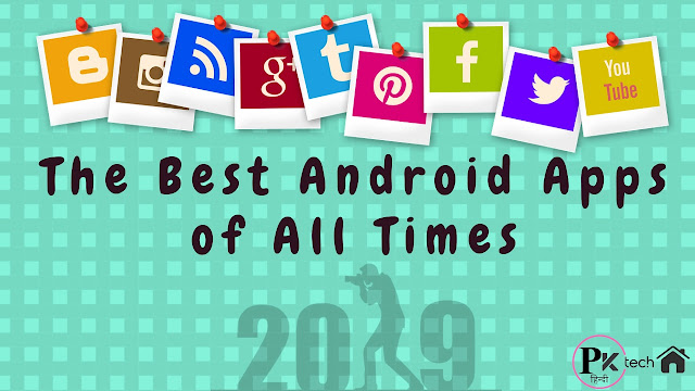 The Best 15 Android Apps Ever