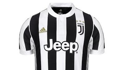 Juventus Rilis Jersey Kandang Musim 2017-2018